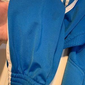 adidas Jackets & Coats - Men's adidas blue zip up jacket